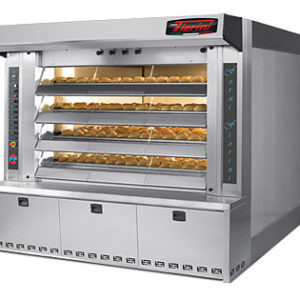 GAS OR GASOIL DECK OVEN TA